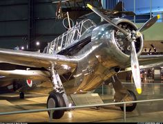 North American O-47B; Wright-Patterson AFB, OH