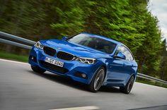 BMW voorziet de 3-serie Gran Turismo van een opfriskuurtje