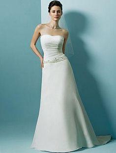 Sluik model trouwjurk jurk anne