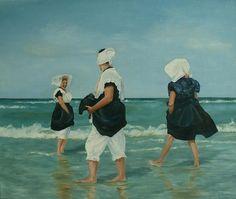 Zeeuwse Vrouwen | Indigo's Caleidoscoop