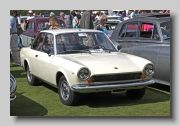 My first car - 1968 Fiat 124 Sport Coupe