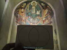 VESICA+PISCIS+Sant+Climent+de+Taüll++.jpg (1600×1200)