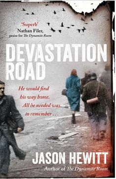Culture Street | Devastation Road by Jason Hewitt
