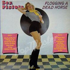 Sex Pistols Flogging A Dead Horse V2142  http://popmaster.pl/pl_PL/index