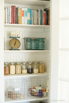 Home Organization 101 Challenge Week 2 The Pantry
