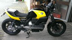 BMW K 100 Umbau (ex RS)