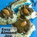 Easy Almond Joy Cookies Recipe | Six Sisters' Stuff