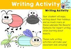 Writing Activity