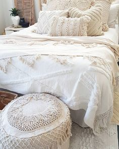 Todays the day apparently our delivery of the elysian collection is on the truck to the warehouse yay ! All preorders will be shipped out on monday morning i cant wait to share it with you all xxx . Bohemian Bedroom Decor, Boho Room, Bedroom Inspo, Bedroom Ideas, Dream Bedroom, Home Bedroom, Bedrooms, Boho Stil, Cute Room Decor