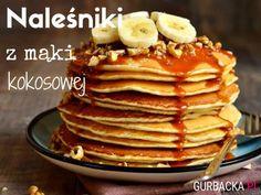 Making American Pancakes Paleo Pancakes, Homemade Pancakes, Banana Pancakes, Gluten Free Recipes, Diet Recipes, Healthy Recipes, 3 Ingredient Pancakes, American Pancakes, Chocolate Chip Pancakes