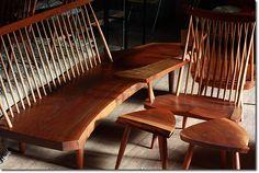 ジョージナカシマの家具