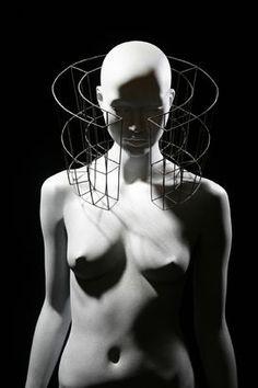 JIN KIM  Futuremap   Showtime- Jin Kim. BA (Hons) Jewellery Design 2010 · Central Saint Martins - Large Concrete Necklace