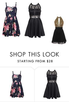 """""""dress styles"""" by brewsterk on Polyvore featuring Ally Fashion and AX Paris"""