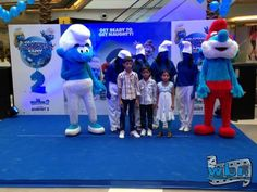 Global Smurfs Day was celebrated this year on 22nd June, 2013. Fans from all across the world came together to be part of this smurfin' awesome day & celebrate a day of all things blue!  Read more: http://www.washingtonbanglaradio.com/content/64771513-global-smurfs-day-celebrations-mumbai#ixzz2XJjsK1T4
