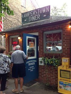 Cheap eats around Cooperstown from Yelp
