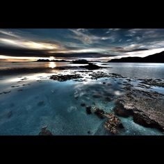 Midnight Sun in North Norway. Visit my site for more www.helgesen.se