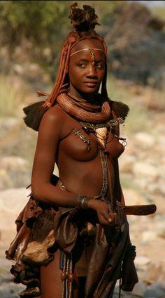 Himba, Angola