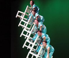 The Peking Acrobats at McCarter Theatre in Princeton, NJ on Feb. 26 at 3 pm