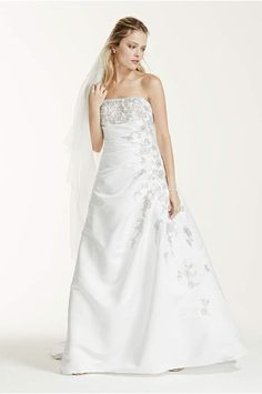 This is the dress I chose
