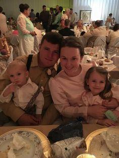 Sam, Sarah, Clay & Brookie
