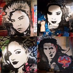 Which mural from the hideout would you have on your wall? #Descendants2