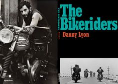 Libro del reconocido fotógrafo y cineasta estadounidense Danny Lyon durante su etapa con los Outlaws MC de Chicago durante los años 62 a 67.