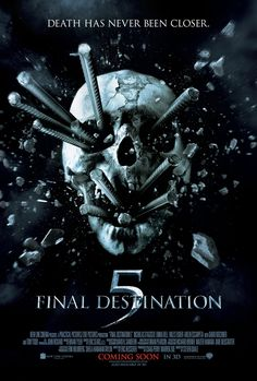 Final Destination 5 - Review: Final Destination 5 (2011) is a 1h 32-min American supernatural 3D horror film that was the… #Movies #Movie