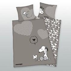 Parure de lit SNOOPY SNOOPY - Housse de couette enfant