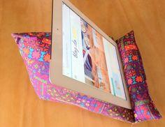 Porta-tablet DIY: veja como fazer um apoio para seu iPad