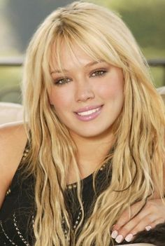 hilary duff young