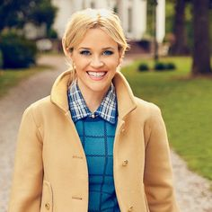 Reese Witherspoon: The SL Photo Shoot: The New Southern Woman