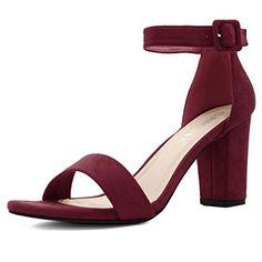 Allegra K Woman Open Toe Chunky Heel Ankle Strap Sandals ... https://www.amazon.com/dp/B01H4D0Q3G/ref=cm_sw_r_pi_dp_x_cw6jybHK1ZV2F