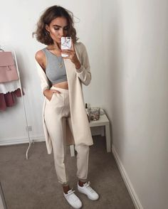 Posh bomber and jogger coords are 100% my new thing - search 'luxe coord' if you're looking for it  by lissyroddyy