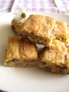 This domain may be for sale! Side Recipes, Greek Recipes, Cooking Time, Cooking Recipes, Greek Pita, Greek Pastries, English Food, Mediterranean Recipes, Baking And Pastry