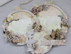 Tiffanys Paper Designs: Altered embroidery hoops tutorial