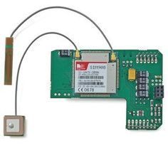 Where is my car? Realtime GPS+GPRS Tracking of Vehicles using Arduino