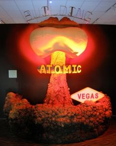 Wild Vegas parties celebrated atomic bomb tests of the 1950s