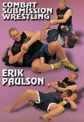 Combat Submission Wrestling 1 DVD with Erik Paulson | Budovideos Inc