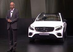 """Официально: рождение новой """"звезды"""" Mercedes-Benz GLC"""