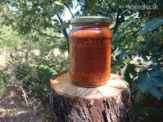 Pravý macedónsky ajvar (fotorecept) - recept | Varecha.sk Ale, Survival, Homesteading, Grid, Beer, Ale Beer, Ales