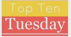 Top Ten Tuesday: Favorite Books of 2017.