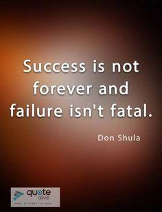 Failure Quotes, Success, Content