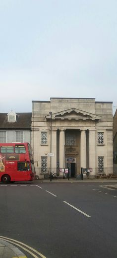 Chats Palace, ex Homerton library