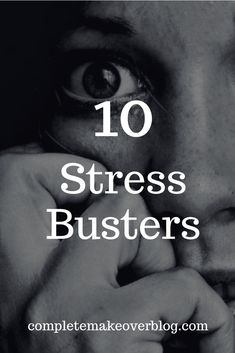 """If you're stressed, whether by your job or by something more personal, the first step to feeling better is to identify the cause.  The most unhelpful thing you can do is turn to something unhealthy to help you cope, such as smoking or drinking.     """"In life, there's always a solution to a problem,"""" says Professor Cary Cooper, an occupational health expert at the University of Lancaster. """"Not taking control of the situation and doing nothing will only make your problems worse."""" #anxiety Stress Busters, First Step, Lancaster, How To Relieve Stress, You Can Do, Disorders, Professor, Feel Good, Smoking"""
