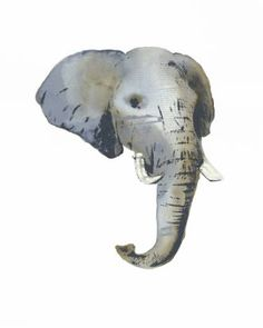 "Saatchi Art Artist Pia Lilenthal; Painting, ""Water for Elephants no.2"" #art"