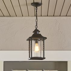 Outdoor lighting ideas house hanging lanterns 60 New ideas Hanging Porch Lights, Outdoor Hanging Lanterns, Outdoor Ceiling Fans, Outdoor Wall Lantern, Wall Lights, Porch Pendant Light, Outdoor Pendant Lighting, Porch Lighting, Exterior Lighting