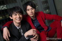 Ryo x yamaken Japanese Drama, Japanese Boy, Ryo Yoshizawa, Kento Yamazaki, Handsome Actors, Nihon, Yamamoto, Asian Men, Hippy