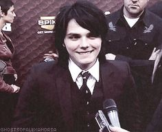 its not fair that he's so pretty