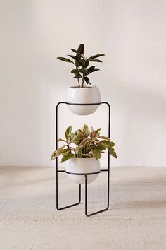 Urban Outfitters Mila Dual Standing Planter