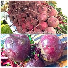 Fresh Beetroot from the market this morning. Nice and large. I have cut the stems off to juice. #beetroot #wholefood #jerf #paleo #vegetables #superfood #cleaneat #fresh #eatarainbow #raw #healthy